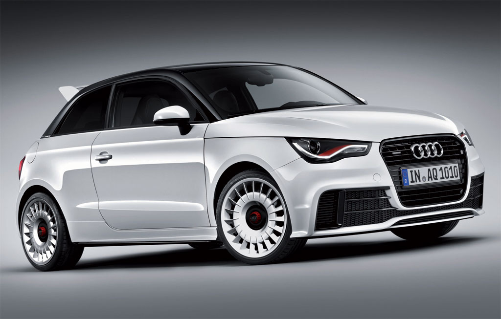 2013 Audi A1 Quattro 2013 Audi A1 Quattro   More Eco – friendly with Excellent Street Nav System