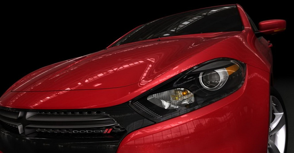 2013 Dodge Dart Teased New 2013 Dodge Dart Teased