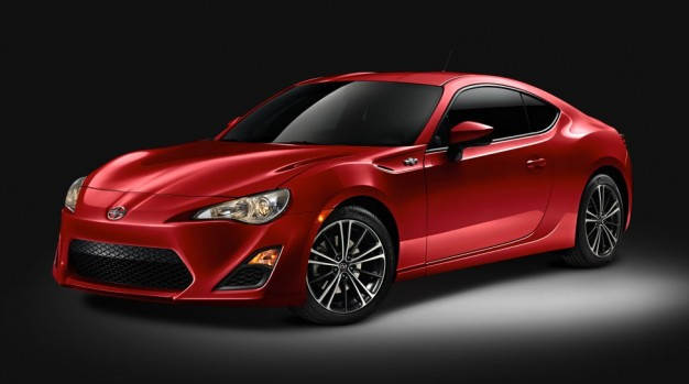 2013 Scion FR S 1 2013 Scion FR S goes on Sale Next Spring