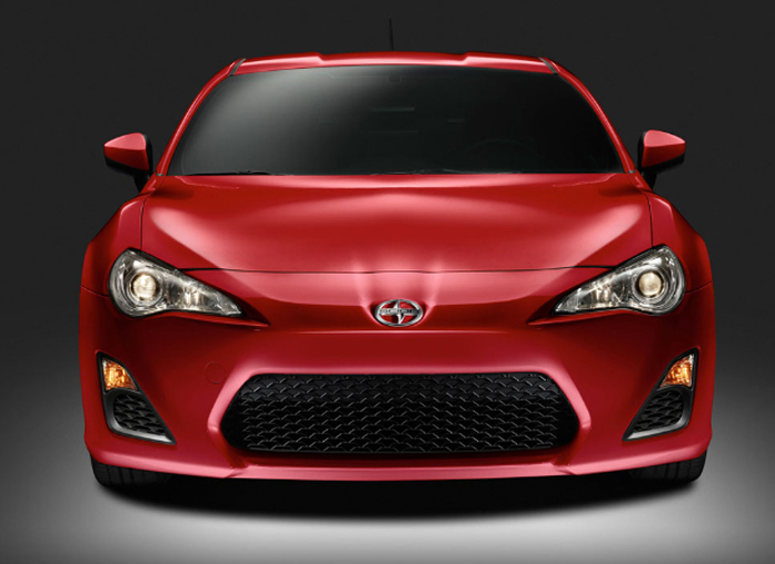 2013 Scion FR S 2013 Scion FR S goes on Sale Next Spring