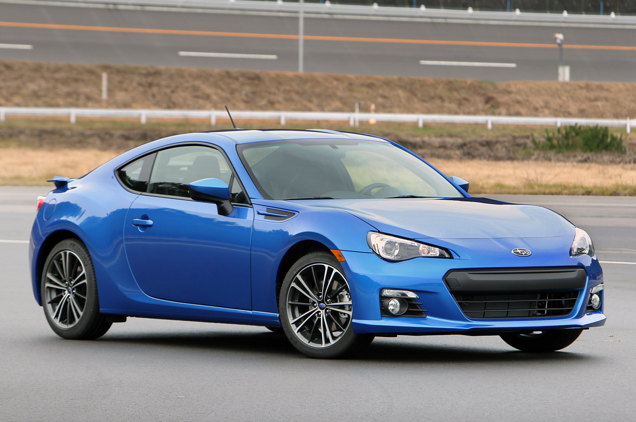 2013 subaru brz 2013 Subaru BRZ  B for Boxer, R Rear Wheel Drive and Z for Zenith