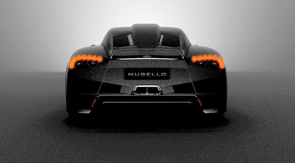 FM Mugello Italys newest supercar 3 Mugello: The Newest Italys Supercar to begin production early next year