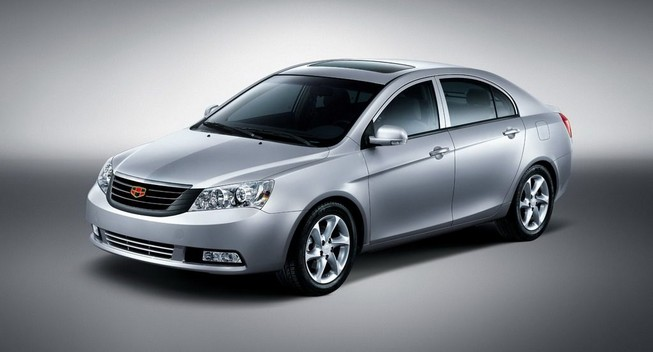 Geely Auto Chinas Geely to Enter UK Market in 2012
