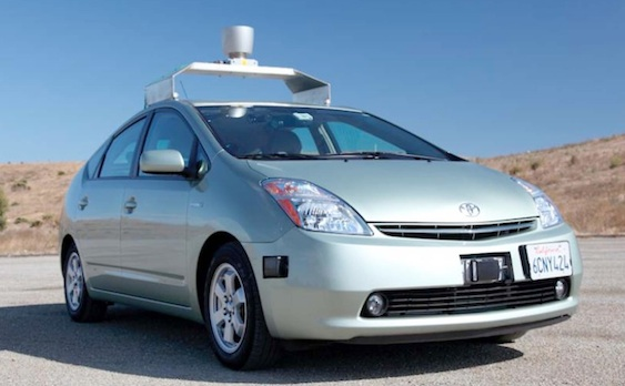 Googles Self Driving Car Google Got Patent of Releasing New Car with Dual Operating Modes