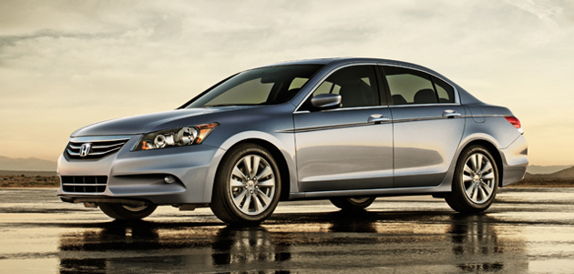 Honda Accord Luxury New Hybrid Variant of Accord Sedan to be revealed in 2012