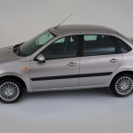 Lada to Backfire Granta Budget Sedan (1)
