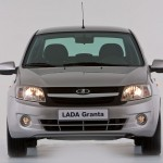 Lada to Backfire Granta Budget Sedan