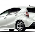 Toyota Aqua Prius C with TRD and Modellista versions (1)