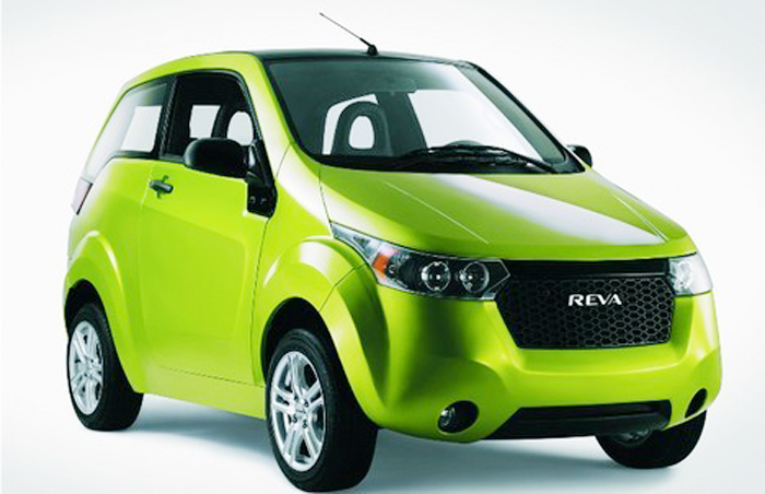 the mahindra reva nxw 2012 Mahindra Reva NXR with New Features