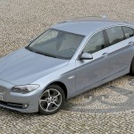 2012 BMW ActiveHybrid 5 (1)
