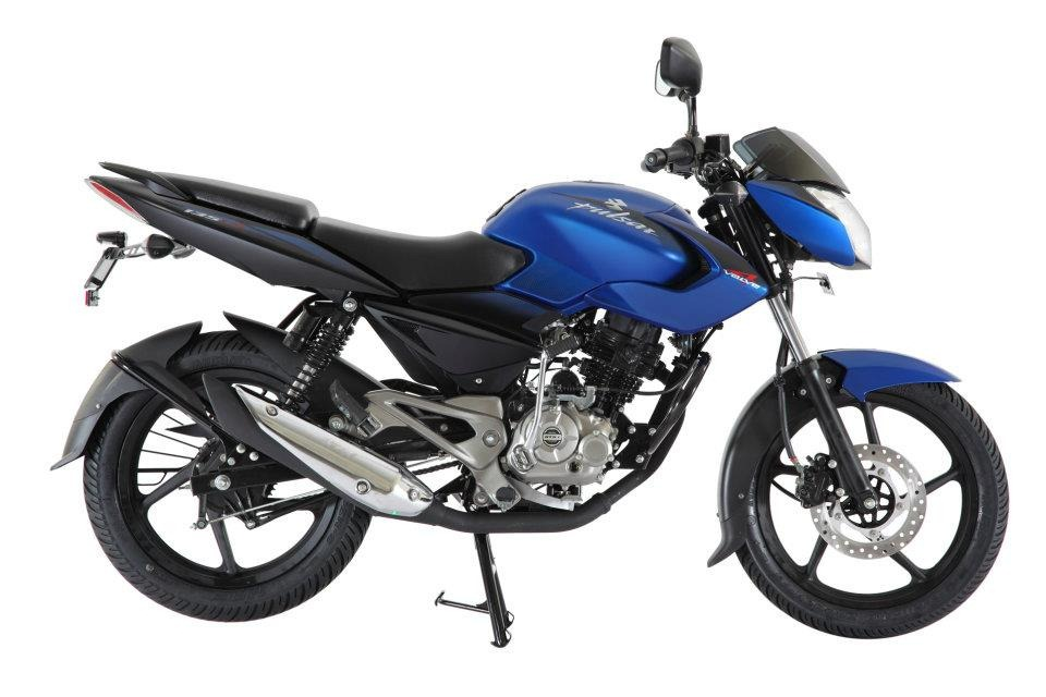 2012 Bajaj Pulsar 135 Meant For Stylists Machinespider Com