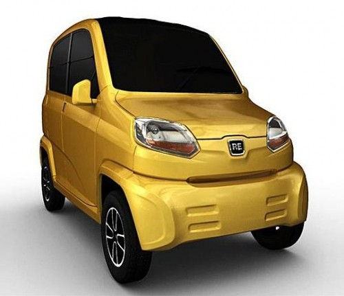 2012 Bajaj RE60 2012 Bajaj RE60   Eco Friendly and Tiny in Size