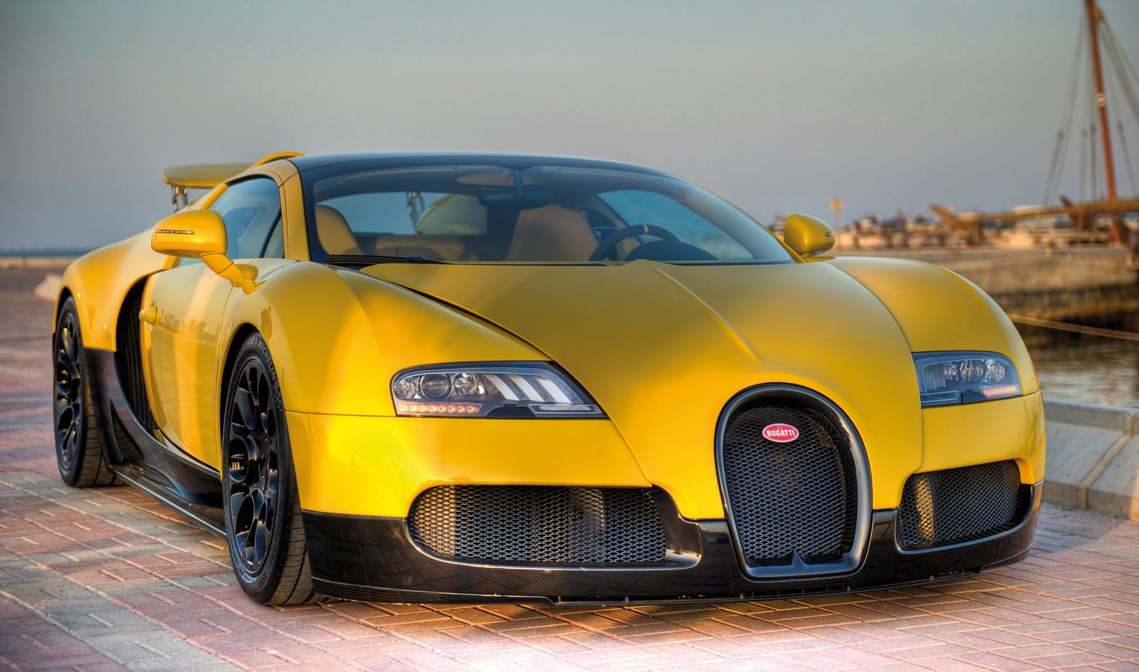 2012 Bugatti Veyron Grand Sport 1 2012 Bugatti Veyron Grand Sport Famous for Double Toned Body and Innovative Design