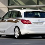 2012 Mercedes-Benz Concept B-Class E-CELL PLUS (1)