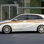 2012 Mercedes-Benz Concept B-Class E-CELL PLUS (3)