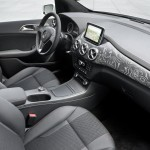 2012 Mercedes-Benz Concept B-Class E-CELL PLUS (5)