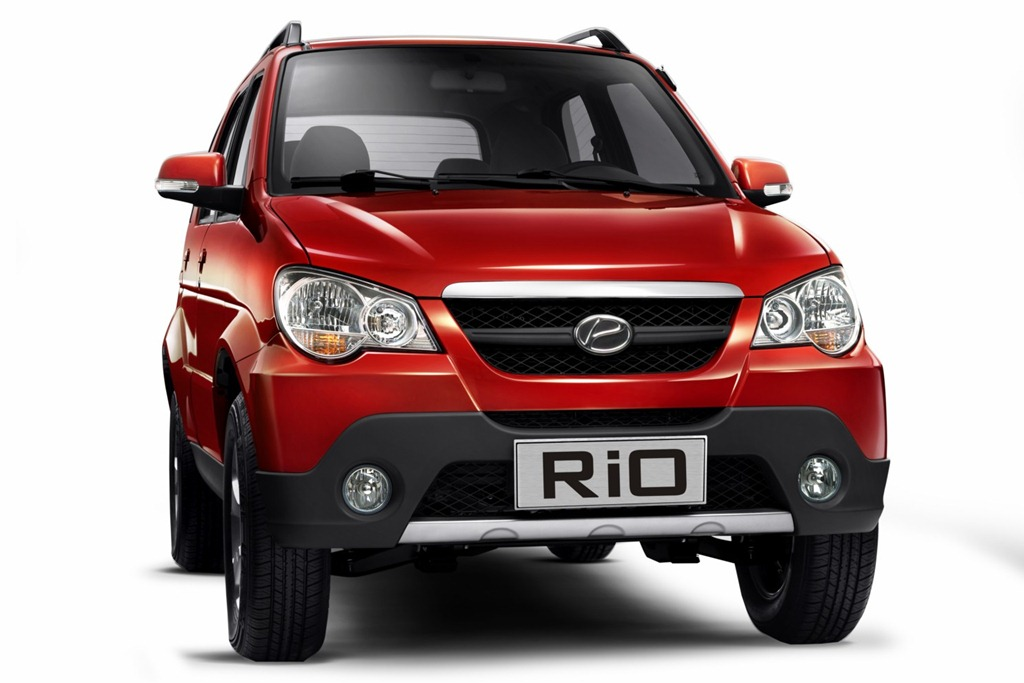 2012 Premier Rio Low Cost SUV 2012 Premier Rio Low Cost SUV Model   More Fuel Economic