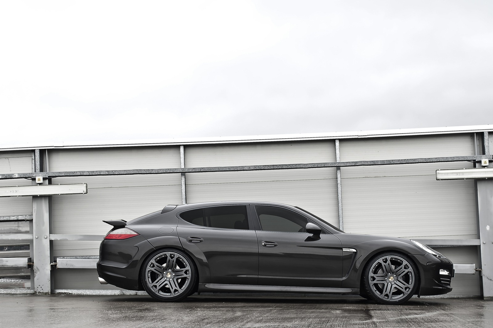 2012 Project Kahns Porsche Panamera Tune 3 2012 Project Kahns Porsche Panamera Tune revealed