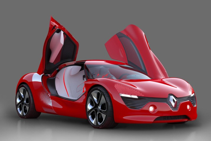 2012 Renault DeZir Electric Concept 2012 Renault DeZir Electric Concept   Beautiful in Design