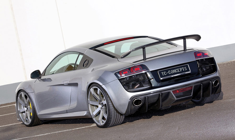 2012 TC Concepts Audi R8 Toxique 4 2012 TC Concepts Audi R8 Toxique