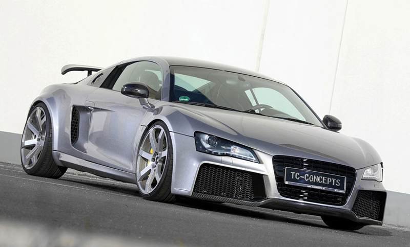 2012 TC Concepts Audi R8 Toxique 2012 TC Concepts Audi R8 Toxique