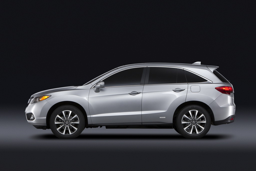 2013 Acura RDX Prototype 3 2013 Acura RDX Prototype with New Facelift and Design