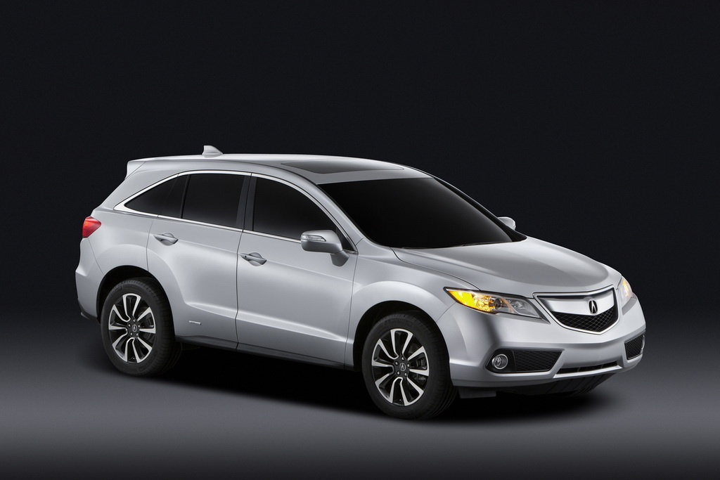 2013 Acura RDX Prototype 2013 Acura RDX Prototype with New Facelift and Design