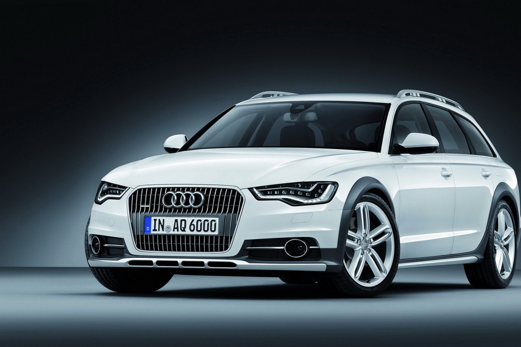2013 Audi A6 Allroad 2 2013 Audi A6 Allroad   Fuel Economic