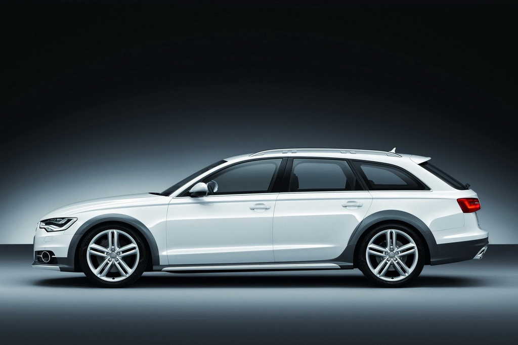 2013 Audi A6 Allroad 8 2013 Audi A6 Allroad   Fuel Economic