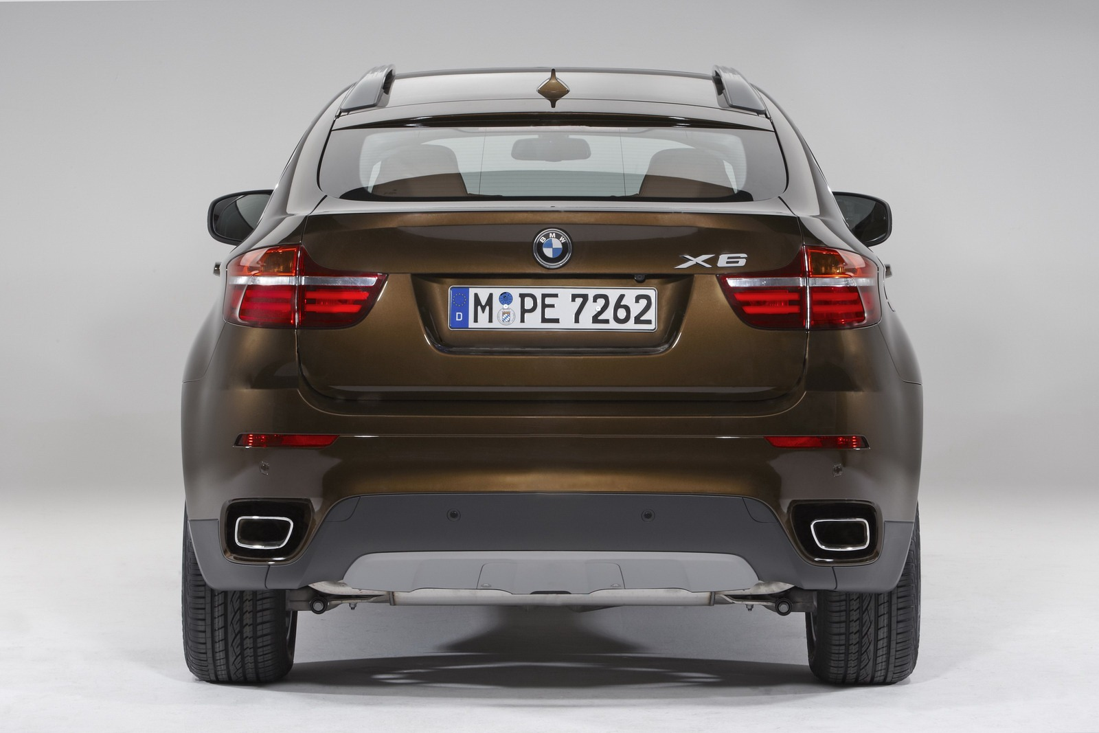 2013 BMW X6 Facelift 3 2013 BMW X6 Facelift   Efficient to Run Fast