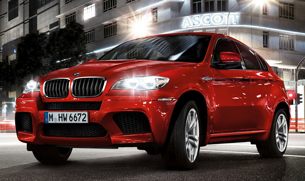 2013 BMW X6M FACELIFT First Official Photos of 2013 BMW X6M Facelift released