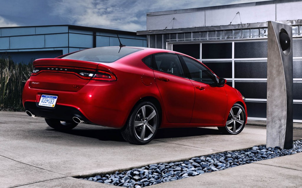 2013 Dodge Dart 3 2013 Dodge Dart   A Review