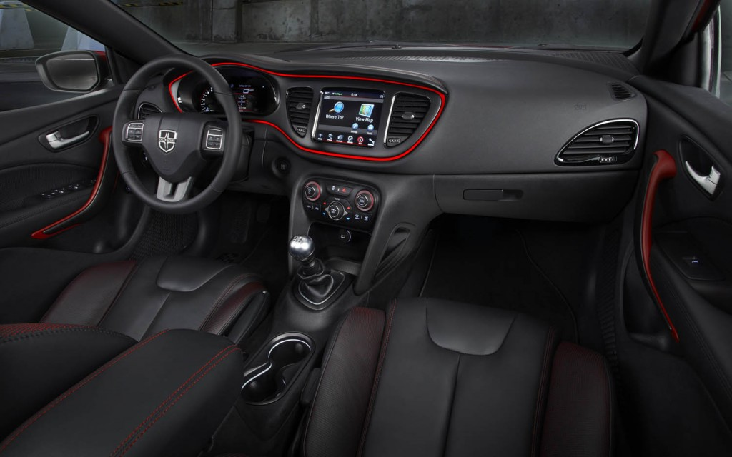 2013 Dodge Dart 4 2013 Dodge Dart   A Review