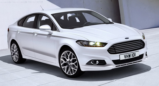 2013 Ford Mondeo Sedan 2013 Ford Mondeo Sedan   Excellent in Design with EcoBoost Engine