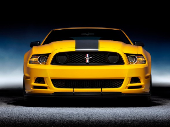 2013 Ford Mustang Boss 302 1 2013 Ford Mustang Boss 302   A Review