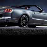 2013 Ford Mustang GT Convertible (3)