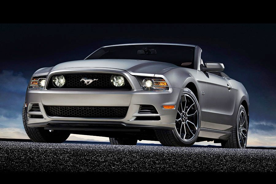2013 Ford Mustang GT Convertible 2013 Ford Mustang GT Convertible with Max Fuel Economy