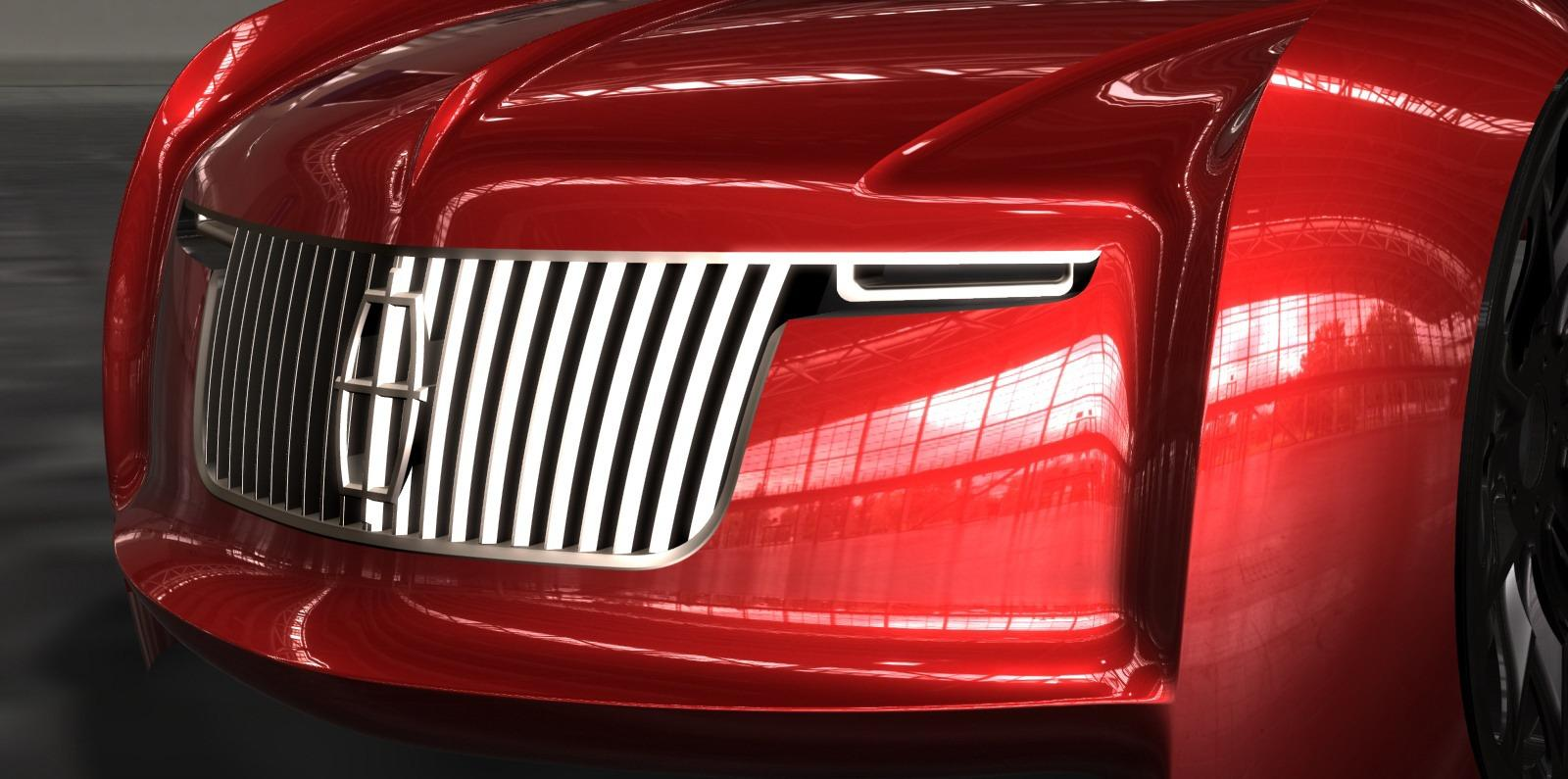 2025 Lincoln Continental EV 3 Will the 2025 Lincoln Continental EV student project be a reality?