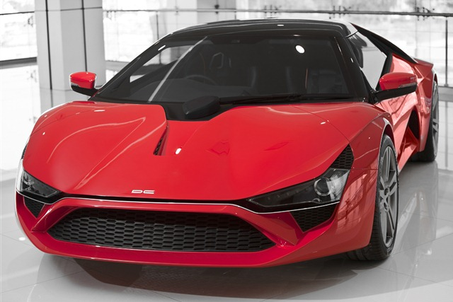 DC Avanti Indias First Supercar 2012 DC Avanti Indias First Supercar to Be Sold in India