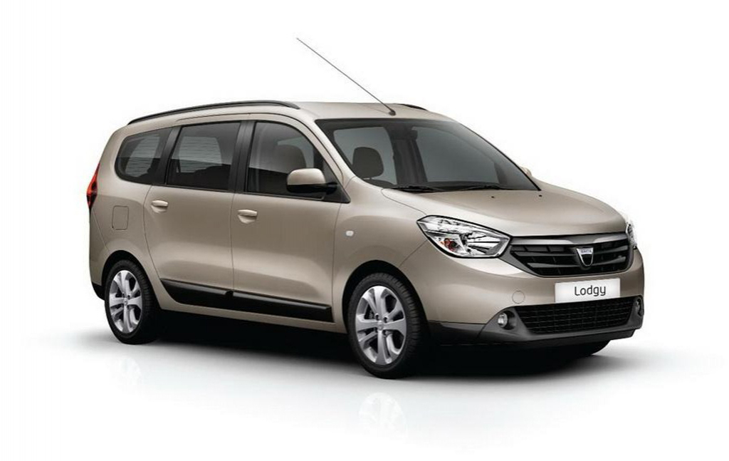 Dacia Lodgy MPV Heading to Geneva 203948981 2012 Dacia Lodgy MPV with Technical Upgradation Features Check