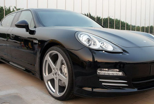 Panamera RUF XL Panamera XL Revised by Ruf for China