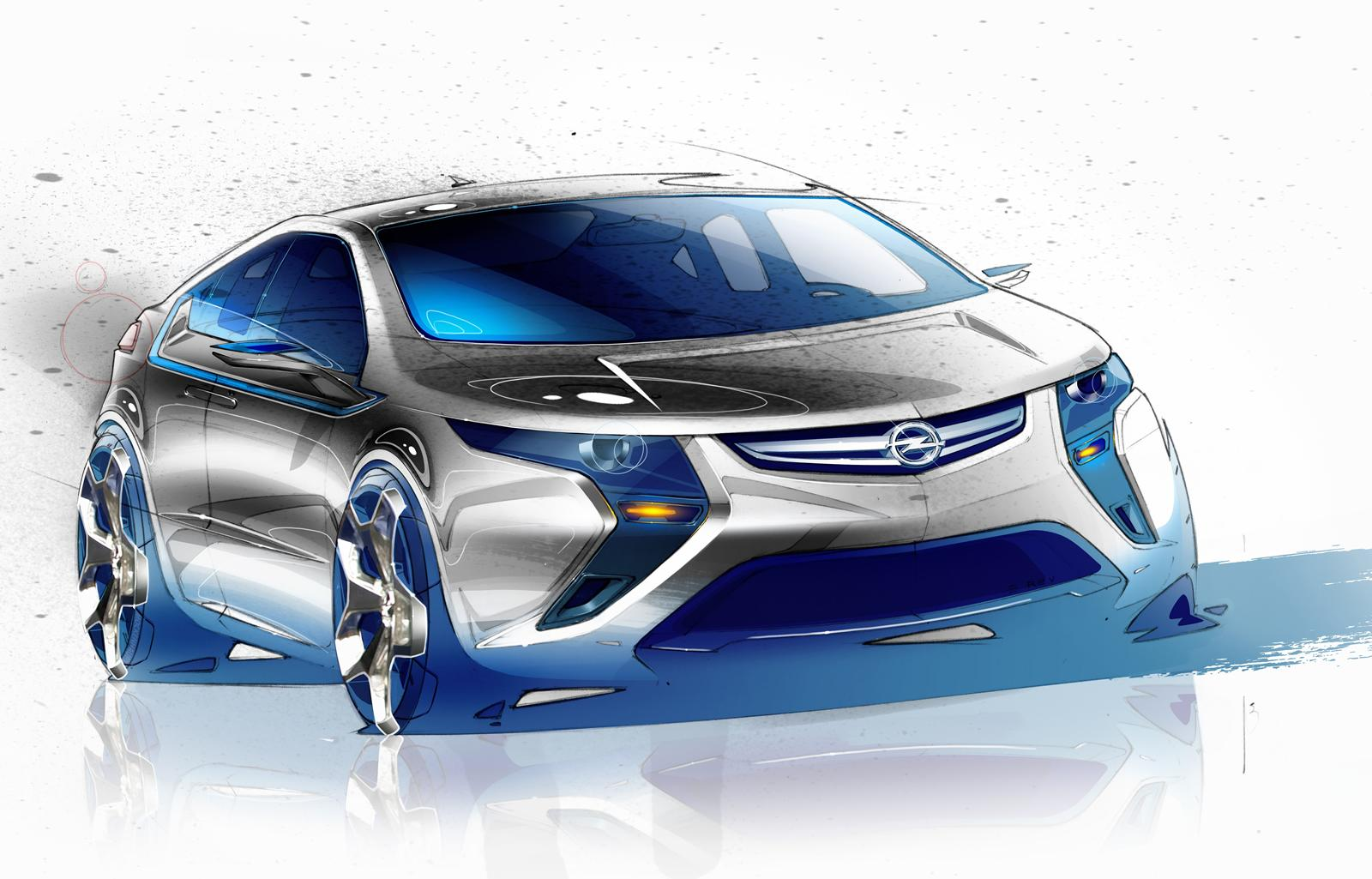 Students are challenged to design 2020 Ampera Students are challenged to design 2020 Ampera