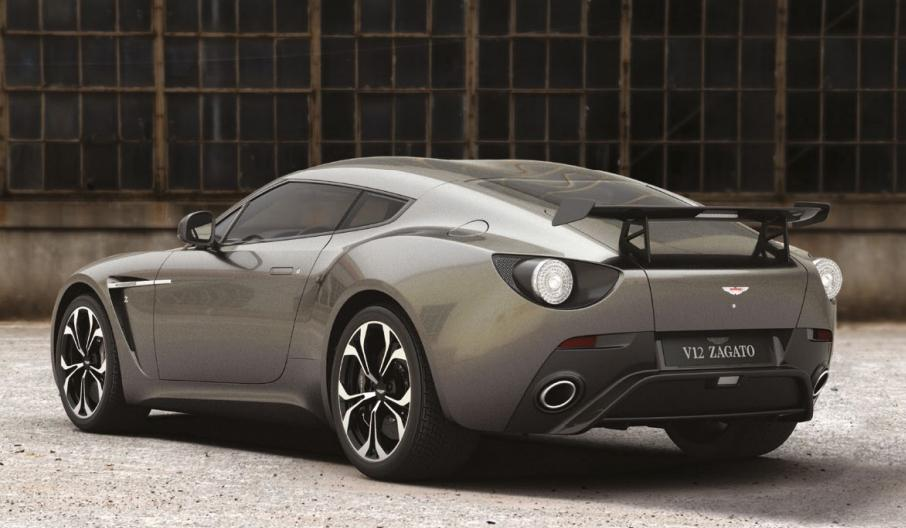 2012 Aston Martin V12 Zagato With High Voltage Fuel