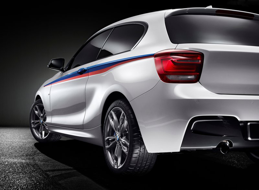 2012 BMW M135i Concept 4 2012 BMW M135i Concept   More Technical Modification on Its Way for Application