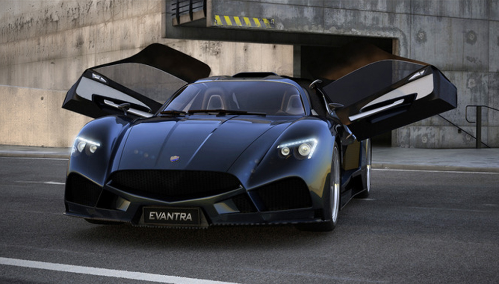2012 F and M Evantra 2012 F&M Evantra   More Stylish, Dynamic and Fuel Economic
