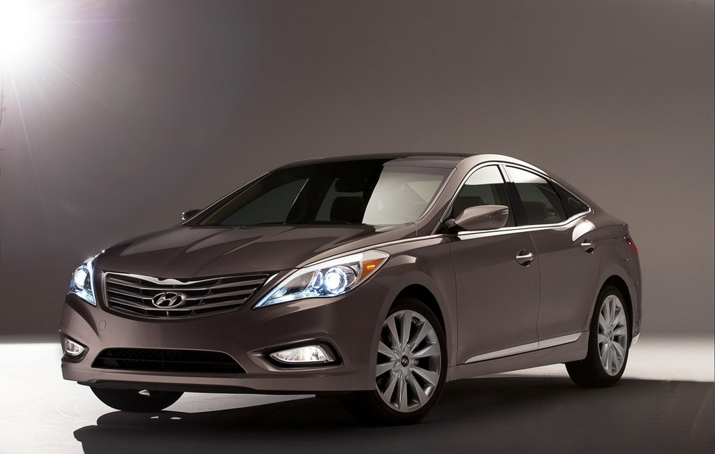 2012 Hyundai Azera 2012 Hyundai Azera Price and features