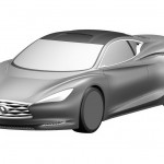 2012 Infiniti's Emerg-E Pure Electric Supercar Concept (1)