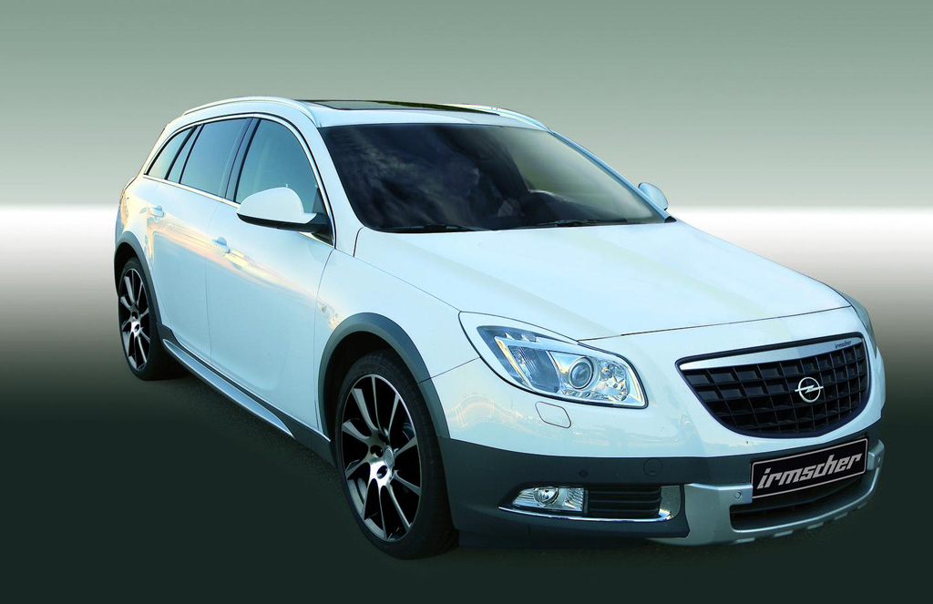 2012 Irmscher Opel Insignia ST Cross4 Concept 2012 Irmscher Opel Insignia ST Cross4 Concept study confirmed for Geneva