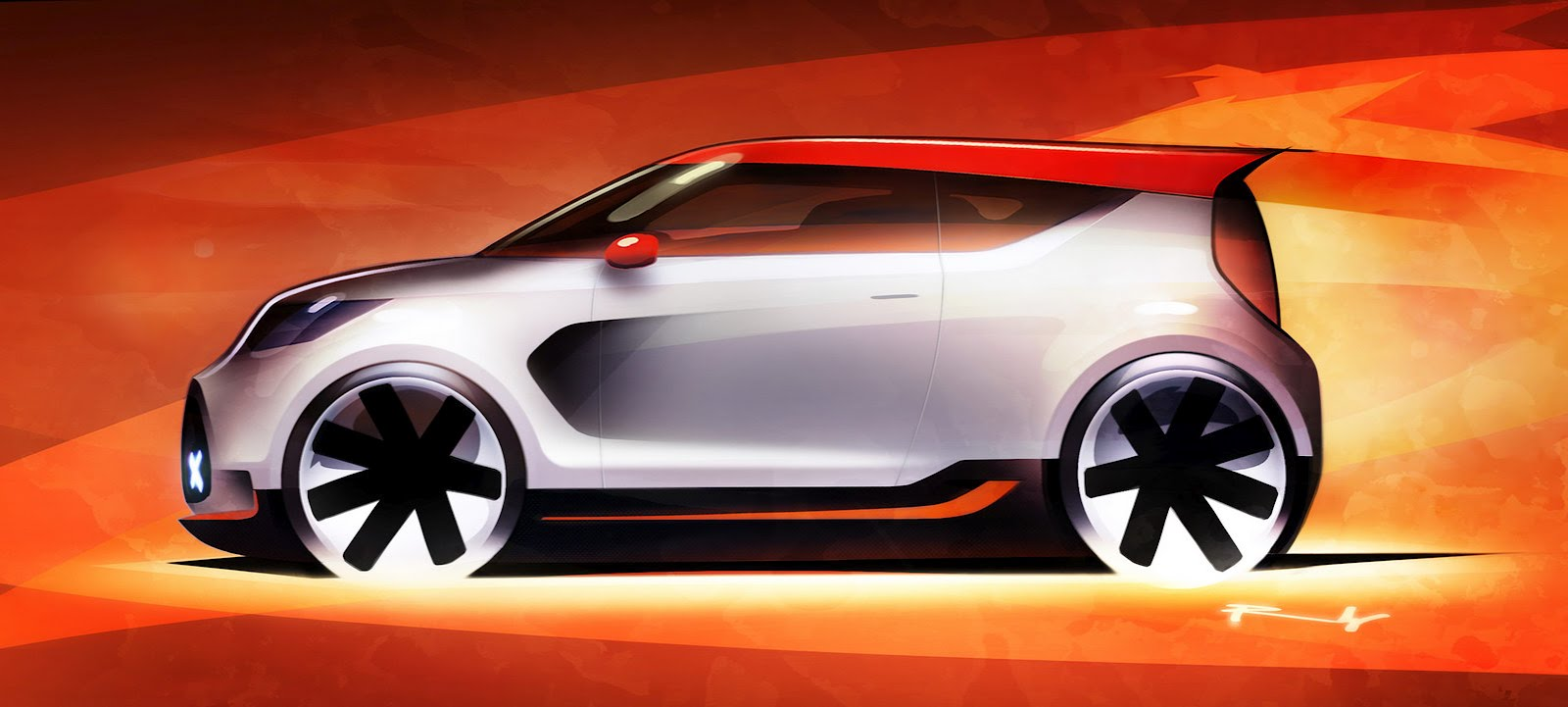 2012 Kia Trackster Concept 2012 Trackster Concept to Be Launched by Kia