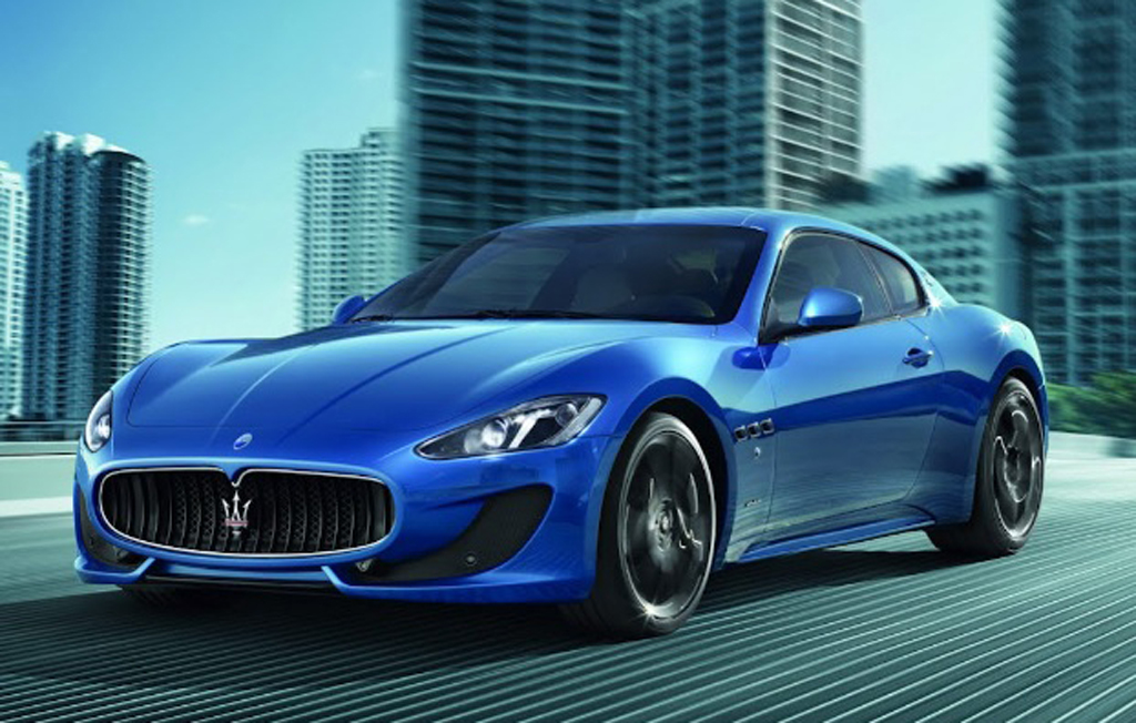 2012 Maserati GranTurismo Sport 2012 Maserati GranTurismo Sport with New Features